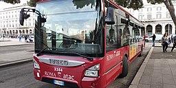 Iveco Bus Urbanway di ATAC