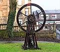 A James Watt model steam water pump, Greenock Museum, Renfrewshire. Used to pump water.jpg