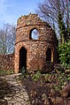 A folly at Bridgemere Garden World - geograph.org.uk - 1773959.jpg