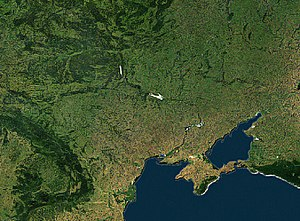 A united Europe from space ESA236276 (Ukraine).jpg