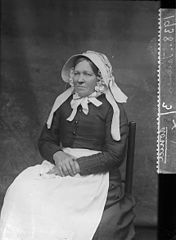 A woman (Tanner)