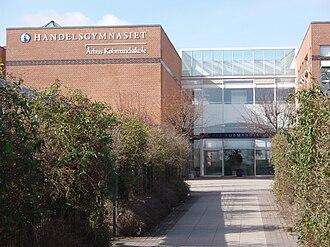 Aarhus Business College - Aarhus Business College (Vejlby department)