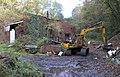 Abandoned mine near Blaengwrach - geograph.org.uk - 668697.jpg