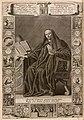Abbé Suger gravure 1690 Heince et Bignon.jpg