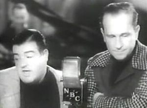 "Who's on First? - Abbott and Costello performing ""Who's on First?"""