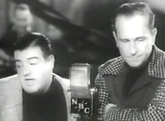 "Abbott and Costello - Abbott and Costello performing ""Who's on First?"""
