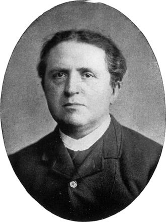 Anti-Revolutionary Party - Abraham Kuyper, founder and party leader until 1920, Prime Minister 1901–1905.