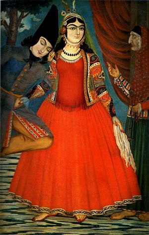 Sani ol molk - Image: Abul Hasan Ghaffari 1843