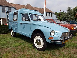 Acadiane (1985), licence registration 8-VJK-87 at the Autotron Oldtimer meeting 2010, Rosmalen, The Netherlands p3.JPG