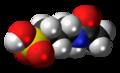 Acamprosate molecule spacefill.png