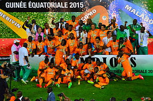 2015 Africa Cup of Nations - 2015 Africa Cup of Nations Champions Ivory Coast
