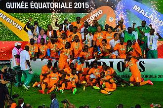 2015 Africa Cup of Nations - 2015 Africa Cup of Nations Champions Ivory Coast