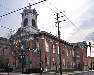 Adams County, Pennsylvania - Image: Adams PA Courthouse 1