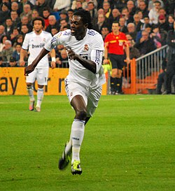 Image illustrative de l'article Emmanuel Adebayor
