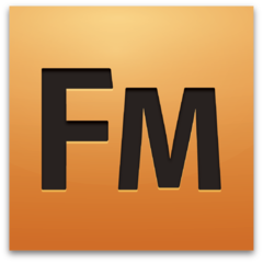 Adobe FrameMaker v9.0 icon.png