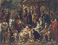 Adoración de los Magos, de Jacob Jordaens (Catedral de Sevilla).jpg