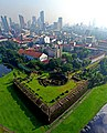 Aerial view of the San Diego portion in Intramuros.jpg