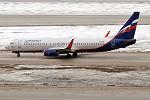 Aeroflot, VP-BRF, Boeing 737-8LJ (25565597780).jpg