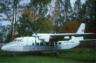 Beriev Be-30 - Aeroflot Beriev Be-32