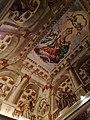 Affresco raffigurante la Gloria di San Bruno e Virtù, Museo della Certosa di Pavia 11.jpg