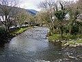 Afon Colwyn from the Glaslyn bridge - geograph.org.uk - 1384204.jpg