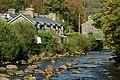 Afon Glaslyn, Beddgelert, Gwynedd - geograph.org.uk - 2631789.jpg