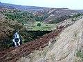 Afon Hore Waterfall - geograph.org.uk - 1121713.jpg