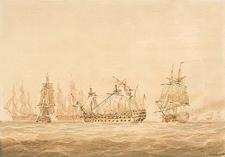 Battle of Genoa (1795) naval battle fought on 14 March 1795 off the coast of Genoa