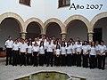Agrupación Musical de Montefrío 2007.JPG