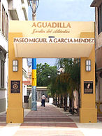 Aguadilla Paseo Miguel Garcia Mendez