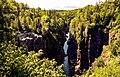 Aguasabon River Gorge, Terrace Bay, Ontario (18764829469).jpg
