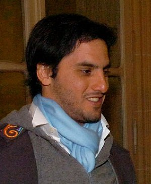 Agustín Pichot - Agustín Pichot at the Casa Rosada, February 2007.