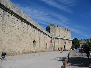 Aigues-Mortes Ramparts