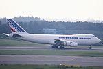 Air France Boeing 747-228F(SCD) (F-GCBG-22939-569) (14697141665).jpg