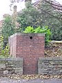 Air Raid Shelter Entrance, Birkenshaw - geograph.org.uk - 1839951.jpg