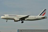 F-HBNC - A320 - Air France