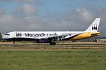 Airbus A321-231, Monarch Airlines JP7534307.jpg