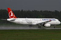 TC-JRU - A321 - Turkish Airlines