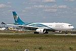 Airbus A330-243, Oman Air JP7180354.jpg