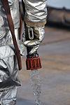 Aircraft rescue firefighters battle blazes, sustain skills 111207-M-EY704-092.jpg