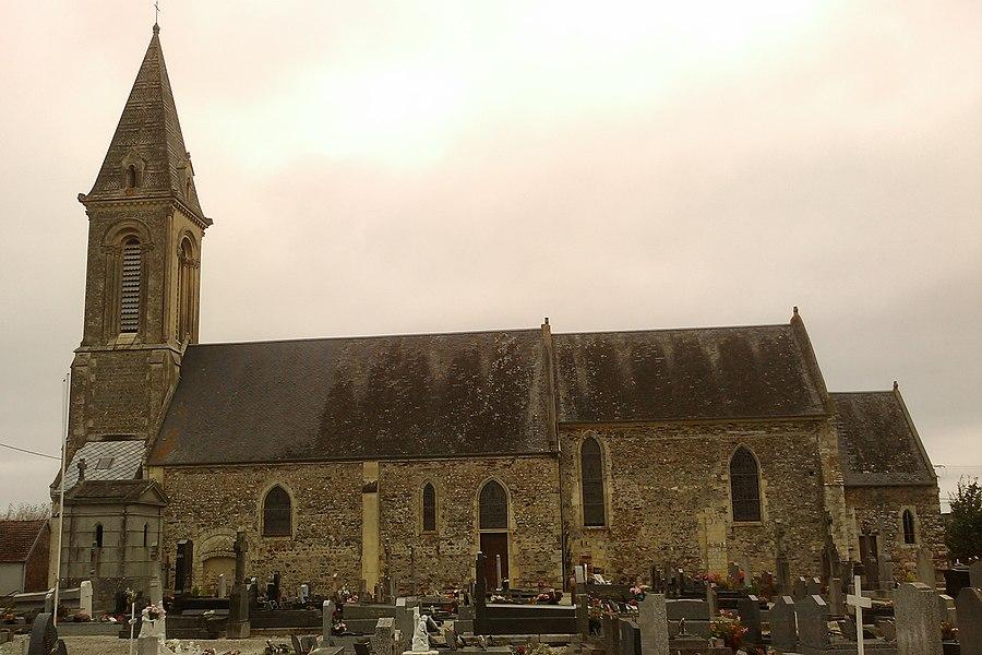 Église d'Airel