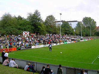 Altonaer FC von 1893 - Image: Ajk gegengerade