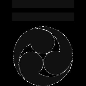 Akamatsu clan - Emblem (mon) of the Akamatsu clan