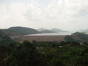 Image illustrative de l'article Barrage d'Akosombo