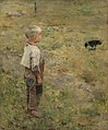 Akseli Gallen-Kallela - Boy and a Crow.jpg