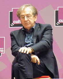 Alain Finkielkraut Forum France Culture Philosophie 2016.JPG