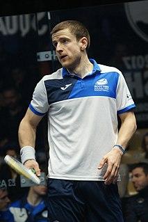 Alan Clyne squash player
