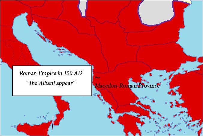 Albani150ADRomanEmpire