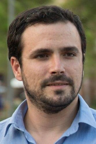 Alberto Garzón 2015 (cropped)