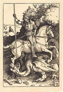 Saint George and the Dragon Medieval Legend